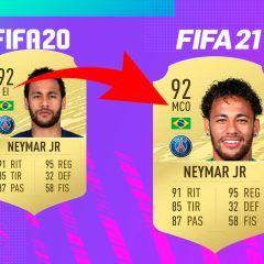 FIFA 21. Predicción de cambios de posición