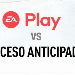 EA Play vs Acceso anticipado de FIFA 21