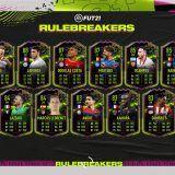 FIFA 21. EA Sports lanza los Rulebrakers