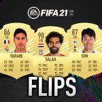 FIFA 21. Cómo ganar monedas con los Flips