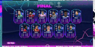 FIFA 21. Ya disponible el primer equipo Rumbo a la final
