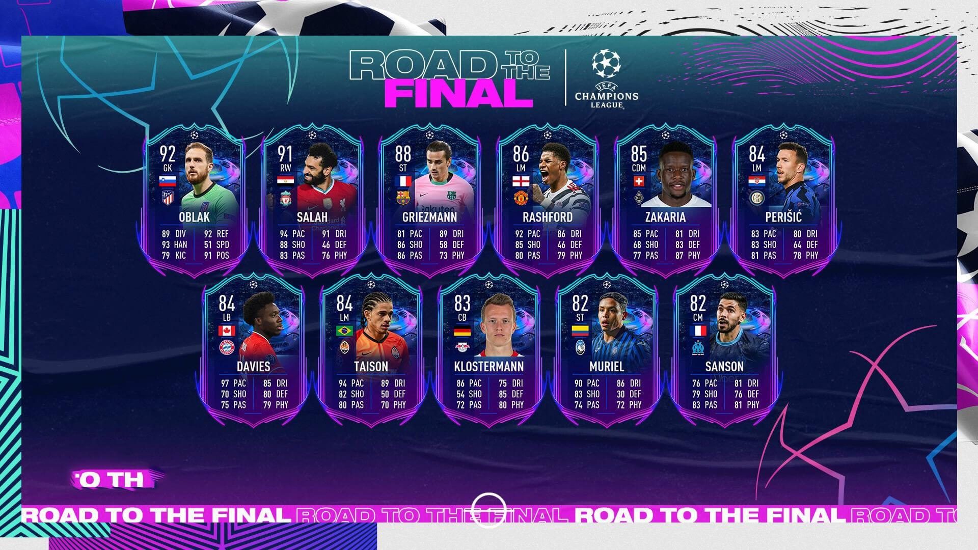 Rumbo a la Final de FIFA 21 Ultimate Team