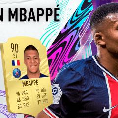 FIFA 21. Review de Kylian Mbappé
