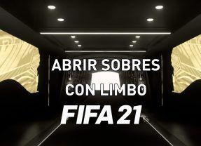 Protegido: FIFA 21. Cómo abrir sobres teniendo Limbo