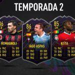 FIFA 21. Recompensas de la Temporada 2