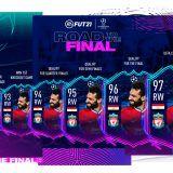 Así evolucionarían los UCL Live de FIFA 21