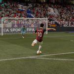 Cómo definir de cara a portería en FIFA 21 (by Ranerista)
