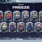 Llega un nuevo tipo de carta a FUT 21: Freeze