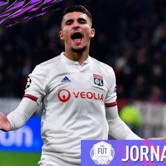 FIFA 21. Equipo para la Jornada de FUT Champions #11