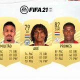 FIFA 21. Los mejores jugadores para Obra Maestra Directiva