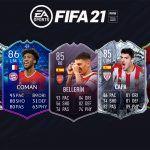 FIFA 21. Los mejores equipos para Obra Maestra Directiva