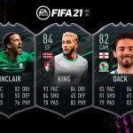 FIFA 21. Equipo para los Fundamentos EFL Championship