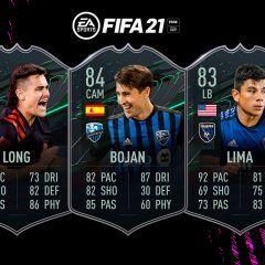 FIFA 21. Equipo para los Fundamentos de la MLS