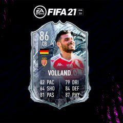 FIFA 21. Equipo para conseguir a Volland Freeze