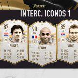 FIFA 21. Intercambio de Iconos 1