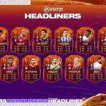 FIFA 21. Primer equipo de los Headliners