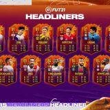 FIFA 21. Ya está disponible el segundo equipo de los Headliners