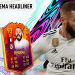 FIFA 21. Review de Karim Benzema Headliner
