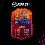 FIFA 21. Equipo para conseguir a Cunha Headliner