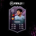 FIFA 21. Equipo para conseguir a Guedes Objetivos