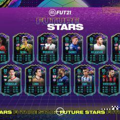 Ya está disponible el primer equipo de los Future Stars