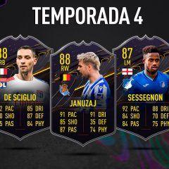 FIFA 21. Recompensas de la Temporada 4
