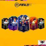 FIFA 21. Los jugadores más Meta de La Liga