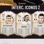FIFA 21. Intercambio de Iconos 2