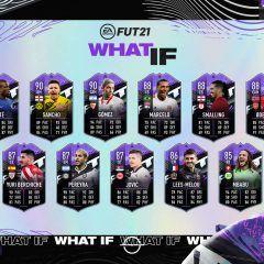 FIFA 21. Llegan las cartas What If a Ultimate Team