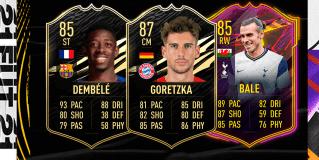 FIFA 21. Predicción del Equipo de la Semana #23