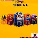 FIFA 21. Los jugadores más Meta de la Serie A