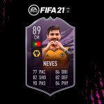 FIFA 21. Equipo para conseguir a Ruben Neves Objetivos