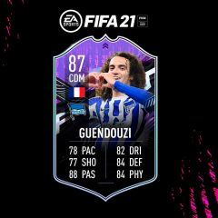 FIFA 21. Equipo para conseguir a Guendouzi What If