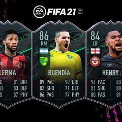 FIFA 21. Equipo para los Fundamentos EFL Championship II