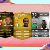 Jugadores sorprendentes de la historia de FIFA Ultimate Team