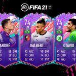 FIFA 21. Equipo para Estrellas de samba