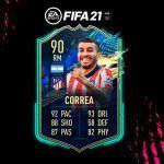 FIFA 21. Equipo para conseguir a Ángel Correa TOTS