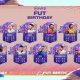 FIFA 21. Éste es el segundo equipo de FUT Birthday