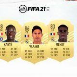 FIFA 21. Los jugadores más utilizados de Ultimate Team