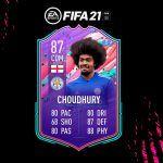 FIFA 21. Equipo para conseguir a Choudhury FUT Birthday