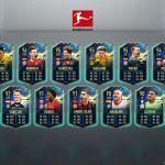 FIFA 21. Team of the Season de la Bundesliga