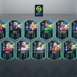 FIFA 21. Team of the Season de la Ligue 1
