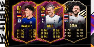 FIFA 21. Predicción del Equipo de la Semana #32