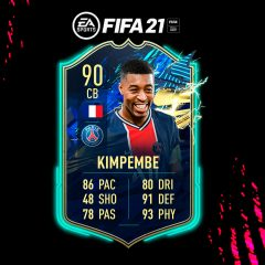 FIFA 21. Equipo para conseguir a Kimpembe TOTS