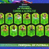 FIFA 21. Primer equipo del Festival of Futball