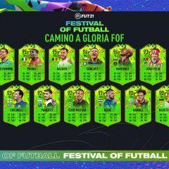 FIFA 21. Segundo equipo de Festival of Futball