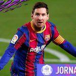 FIFA 21. Equipo para la Jornada de FUT Champions #34