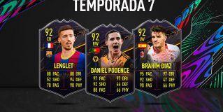 FIFA 21. Recompensas de la Temporada 7