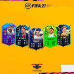 Los jugadores más Meta de FIFA 21 Ultimate Team