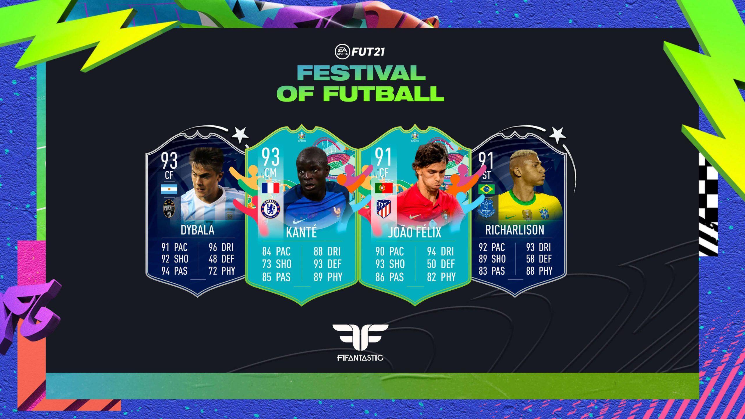 Festival of Futball de FIFA 21